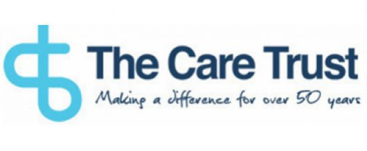 the care trust banner
