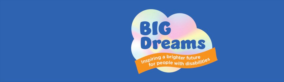 Big Dreams Logo Banner
