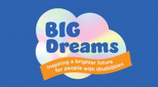 Big Dreams: Text: We have a dream … you can help it come true